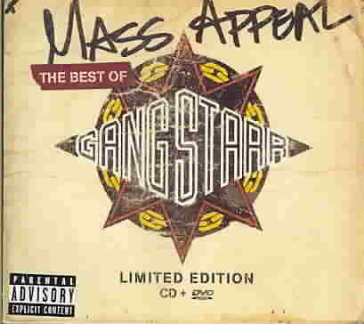 MASS APPEAL:BEST OF GANG STARR BY GANG STARR (CD)